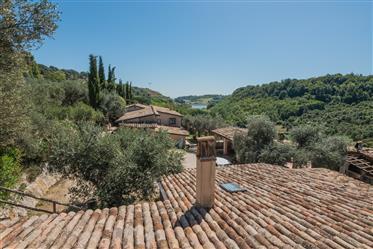 Prestigious village with camping area for sale in The Marche region