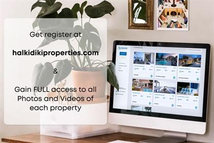 Maison individuelle Chalkidiki Kassandra
