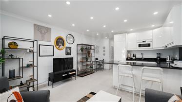 Apartamento R/C Renovado