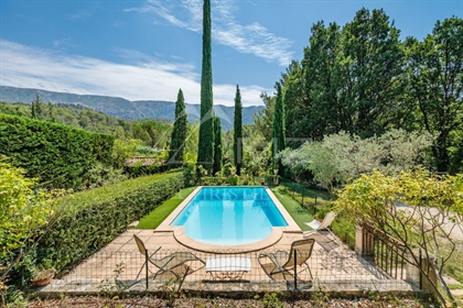 Close to Aix-en-Provence - Charming Bastide with Sainte Victoire view