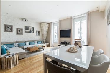 Appartement de 105 m² Bourgeois/Atypique, Très Belles Prestations