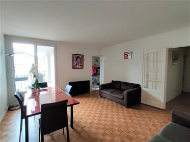 Appartement Familial 3 chambres, lumineux, calme, balcons, idéalement situé Gambetta