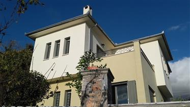 New house in Pelion style