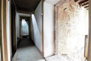 Andar de Moradia para reconstruir, Gouveia