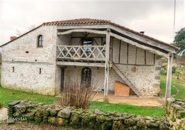 Ancienne ferme idéalement restaurée