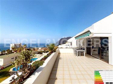 Sienta la brisa del océano desde su nuevo hogar en Los Gigantes, Santiago del Teide, Tenerife Sur!