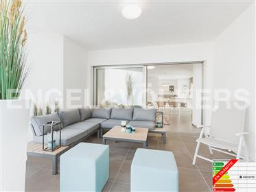 Jardines de los Menceyes - apartamentos de dos dormitorios en Palm Mar, Arona, Tenerife Sur!