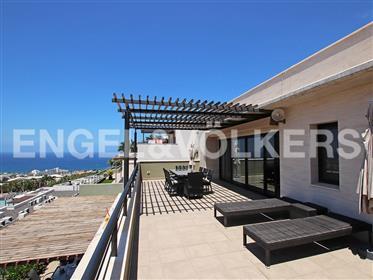 Vivienda espectacular con vista mar en Caldera del Rey, Adeje, Tenerife Sur!