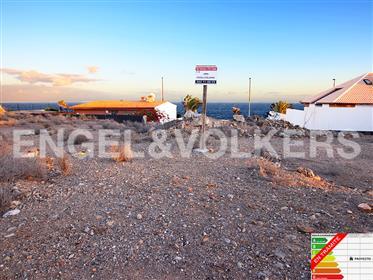Terreno para bungaló en segunda línea de mar en La Listada, Arico, Tenerife Sur!