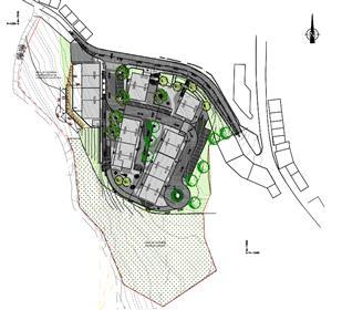 Terreno Urbano - Projecto de Loteamento - Alcobaça