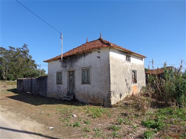 Moradia T3 - Carvalhal - Turquel