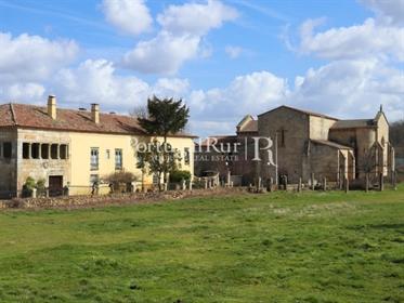 Cister Monastery - 12th Century - Guarda