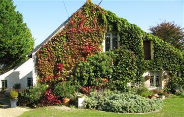 Belle maison de campagne dans la belle vallée de la Loire