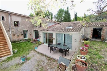 Built around 1880 this stone property is situated in the centre of a small village between
