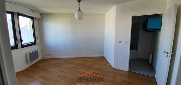 Vente appartement 23 m2 - Asnieres-sur-seine (92600)