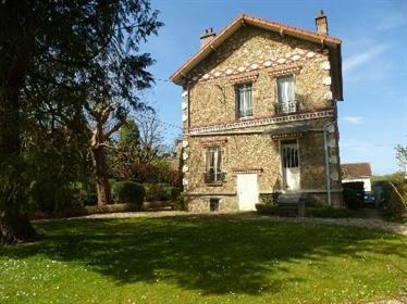 Vente maison/villa 120 m2 - Saint-remy-les-chevreuse (78470)