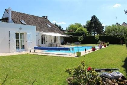 Vente maison/villa 180 m2 - Chevreuse (78460)
