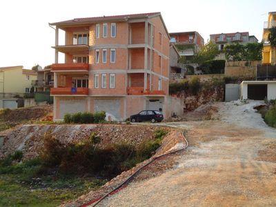Haus zur Fertigstellung auf der Insel Ciovo