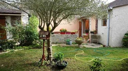 Vente maison/villa 82 m2 - Breval (78980)