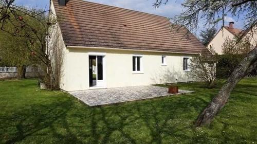 Vente maison/villa 89 m2 - Dammartin-en-serve (78111)