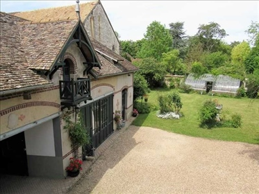 Vente maison/villa 268 m2 - Breval (78980)