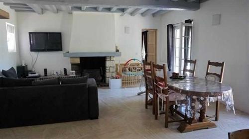 Vente maison/villa 115 m2 (27730)