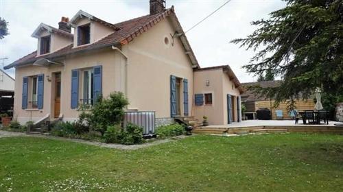 Vente maison/villa 134 m2 - Boissy-mauvoisin (78200)