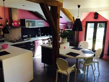 Vente maison/villa 194 m2 - Breval (78980)