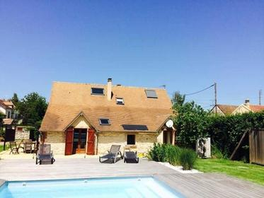 Vente maison/villa 194 m2 - Chaufour-les-bonnieres (78270)