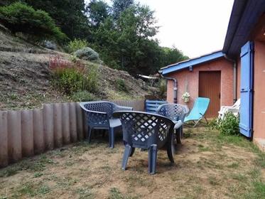 Vente maison/villa 112 m2 - Saint-cyr-sur-le-rhone (69560)