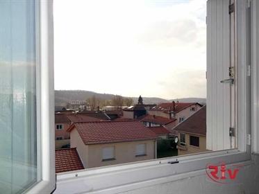 Vente appartement 46 m2 - Chasse-sur-rhone (38670)