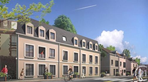 Vente appartement 52 m2 - Herblay (95220)