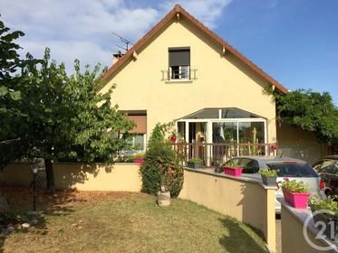 Vente maison/villa 115 m2 - Herblay (95220)