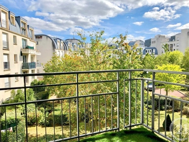 Vente appartement 61 m2 - Cergy (95800)