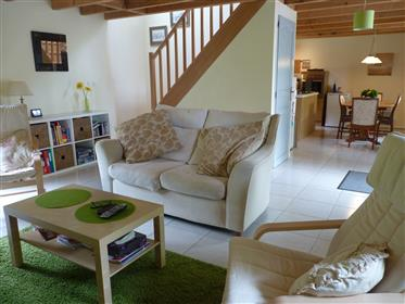 A fully renovated semi-detached cottage in a magnificent rural setting