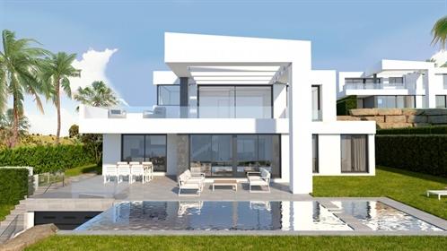 Le brindamos la oportunidad de hacerse con una de las magníficas villas alto standing, dis