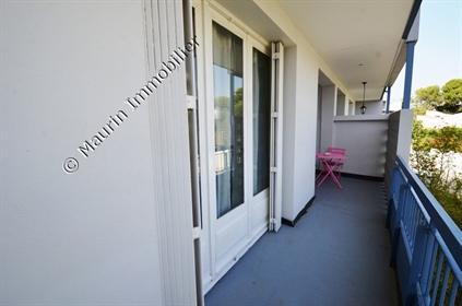 Montpellier - Hôpitaux Facultés - Garage de 26m²