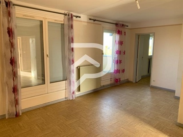 Appartement 3 pièce(s) - 72m² - Chateauroux