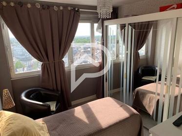 Appartement 4 pièce(s) - 79m² - Chateauroux