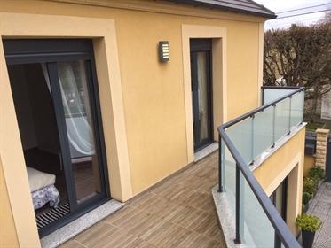 Maison : 104 m²