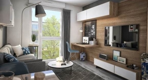 Vente appartement T1 Montpellier Boutonnet investissement Lmnp