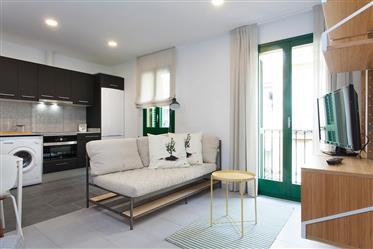 Bien ubicado Piso con apartamento  habitaciones