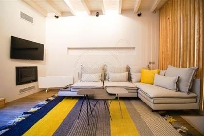 Arahova, excellent condition apartment 55 sq.m., ground floo...