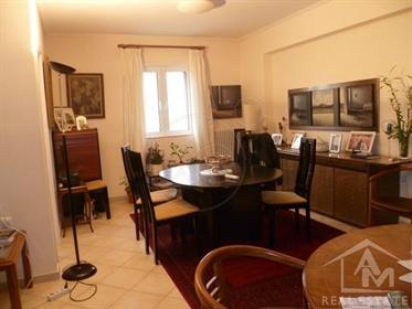 Διαμέρισμα : 135 τ.μ.