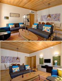 Sunny 1 quarto com terraço perto de Castelo S Jorge