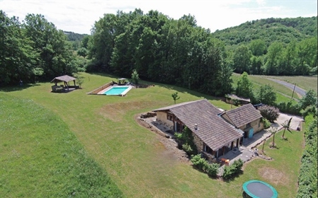 A stunning property near Cahors in Le Lot