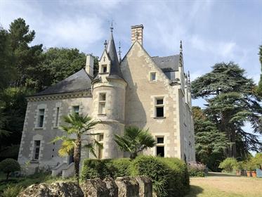 Château en Anjou