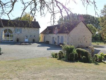 Normandy - A stunning property near Alençon
