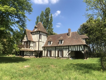 A stunning property in Normandy