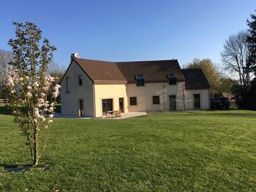 Superbe maison d'architecte en Normandie